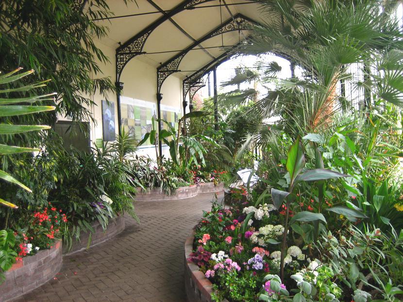 Pavillion Gardens