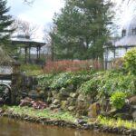 River Wye gardens